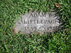 Adam Brown Littlepage