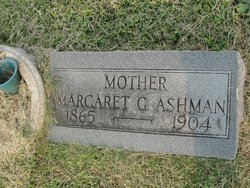 Margaret <i>Garrett</i> Ashman