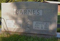 Elijah Sylvester Barnes