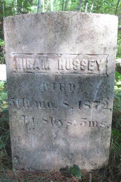 Hiram Hussey