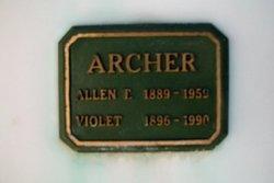 Allen Thurman Archer