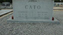 Elizabeth Lee <i>Kemp</i> Cato