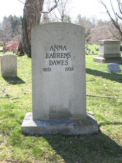 Anna Laurens Dawes