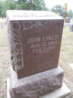 John Earnest Morlan