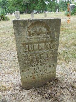 John Thomas Morlan