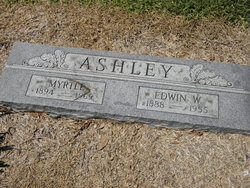 Myrtle <i>Lackey</i> Ashley