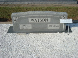Glen G Watson