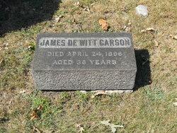 James DeWitt Carson