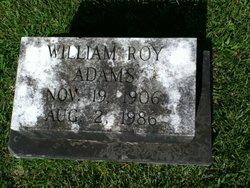 William Roy Adams
