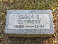 Emma <i>Heckard</i> Cutright