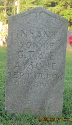 Infant Son Ayscue