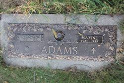 Maxine Adams