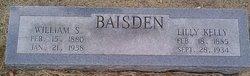 William Samuel Baisden