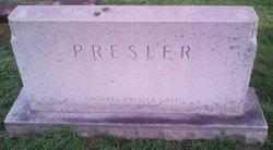 Ethel King Presler