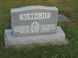 Viola L. Albright