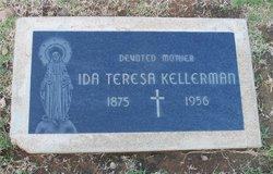 Ida Teresa <i>Dierkson</i> Kellerman