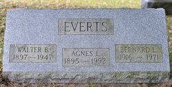Walter B Everts