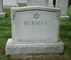 May Flora <i>Lasker</i> Berman