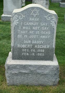 Robert Ascher