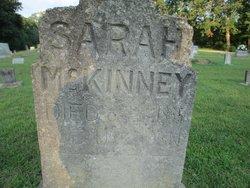 Sarah McKinney