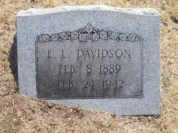 E. L. Davidson