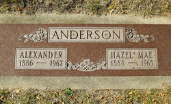 Hazel Mae <i>Lincoln</i> Anderson