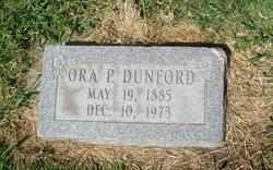 Ora Pearl Dunford