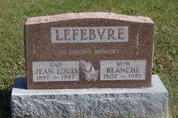 Blanche Lefebvre