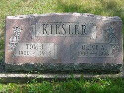 Olive A. Kiesler