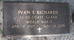 Ivan E Richards