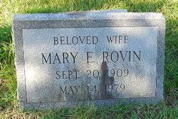 Mary E. Rovin