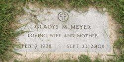 Gladys M. <i>Schafer</i> Meyer