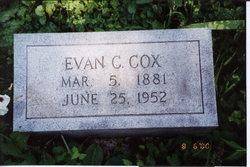 Evan Carmack Cox
