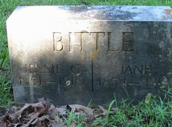 Jane <i>Freeman</i> Bittle