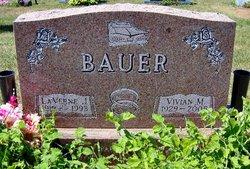 LaVerne J Bauer