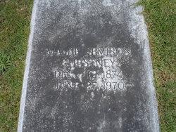 Mamie <i>Jemison</i> Chestney