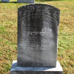Emma Jane <i>Spangler</i> Berkheimer