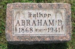 Abraham D. Auchey