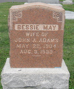 Bessie May Adams