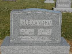 Mary May <i>Snyder</i> Alexander