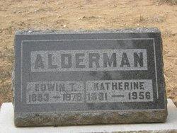 Edwin Thomas Alderman