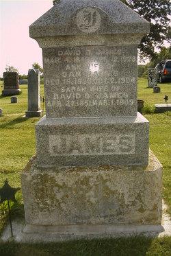 David D. James