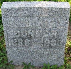 William Lewis Bunger