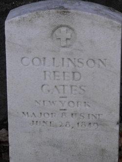 Maj Collinson Reed Gates