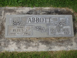 Hattie Mae <i>Vandergriff</i> Abbott
