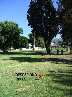 Desdemona Dessie <i>Younger</i> Rolls