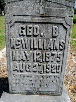 George B. McWilliams