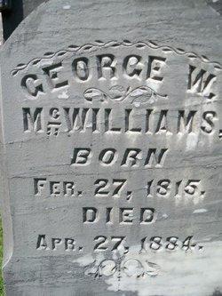 George W. McWilliams