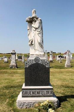 Rose Marie <i>Gruenenfelder</i> Barth