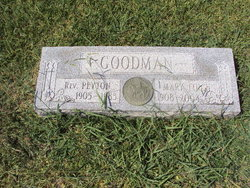Mary Anges Goodman